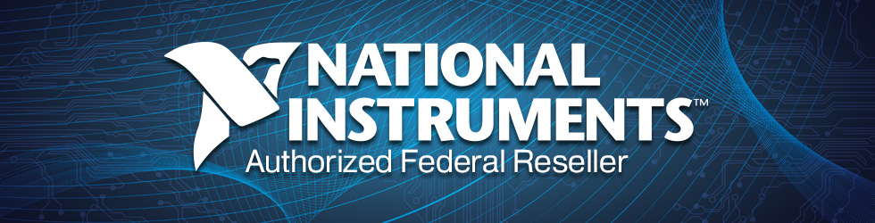 ARC National Instruments Authorized Federal Reseller